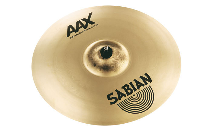 Sabian AAXplosion Crash 18""