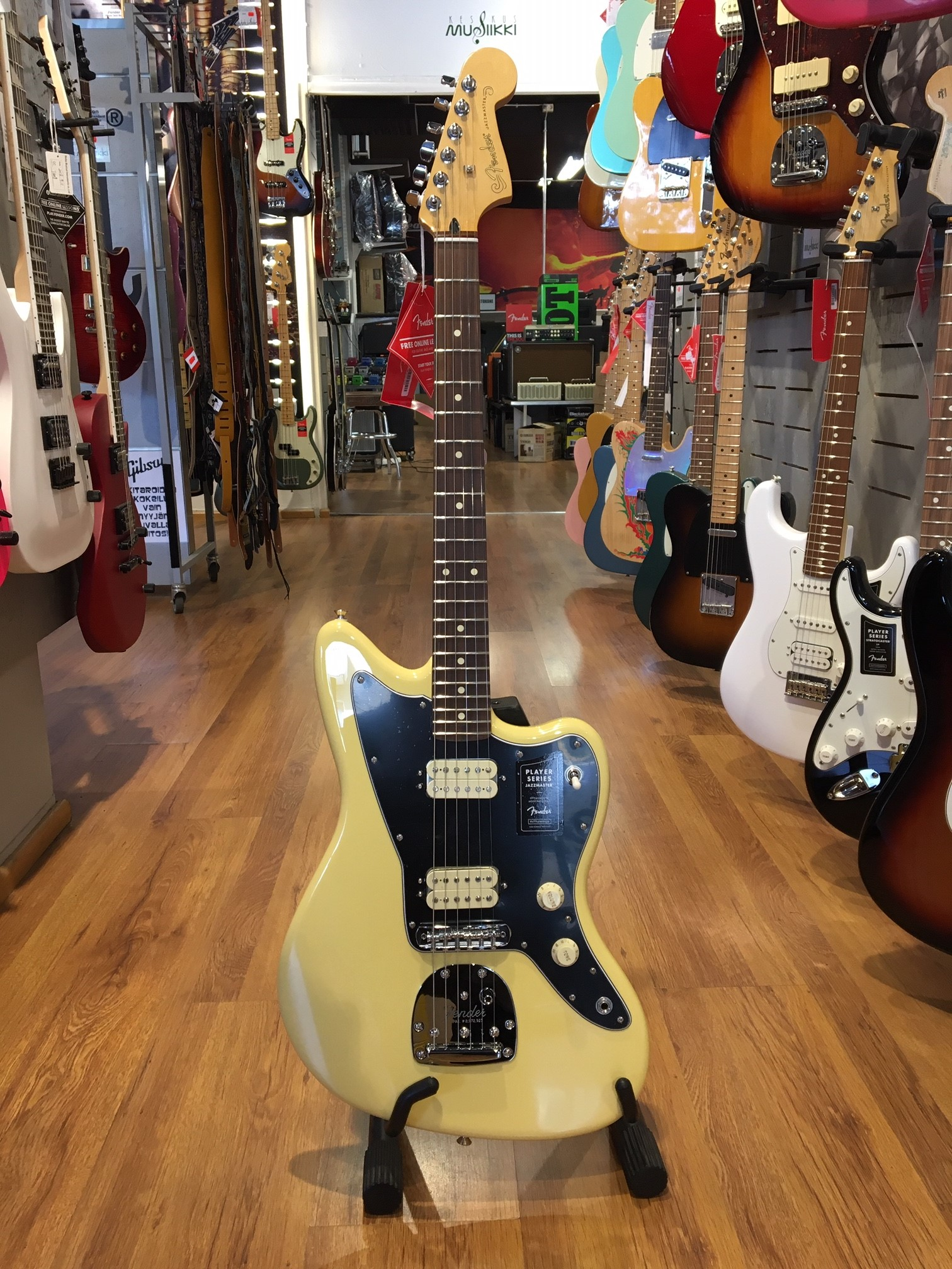 Fender Player Jazzmaster :