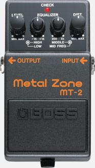 Boss MT-2 :