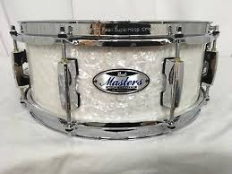 Pearl Masters Complete MCT 14″ x 6,5″ White Marine