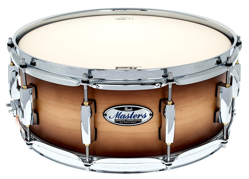 Pearl Masters MCT 14″ x 6,5″ Satin Natural Burst :