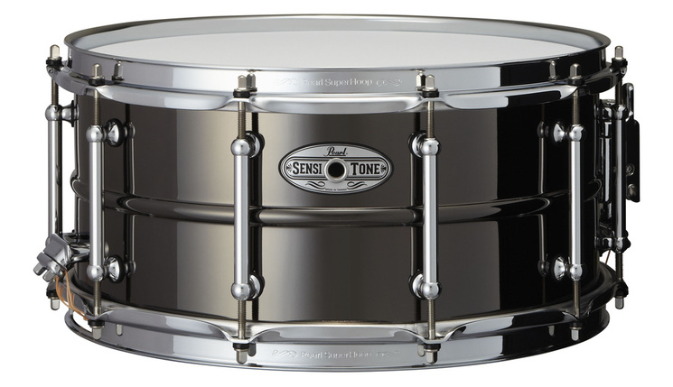 "Pearl STA1465BR Sensitone 14"" x 6,5"" Messinkivirveli :"