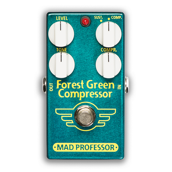 Mad Professor Forest Green Compressor :