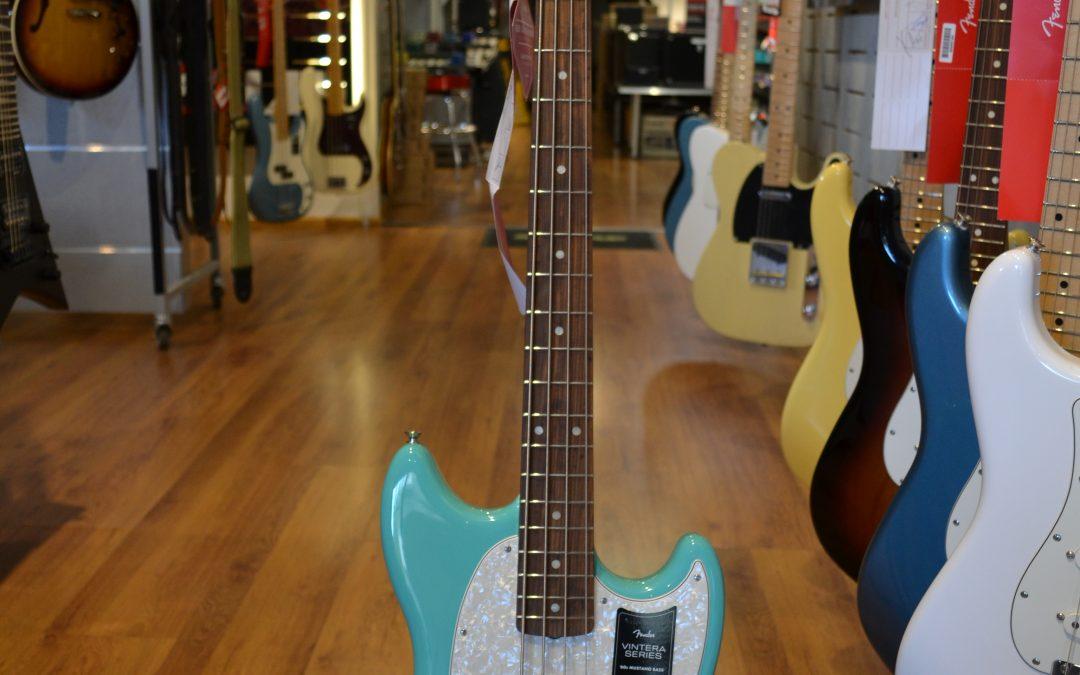 Fender Mustang Bass 60's Vintera